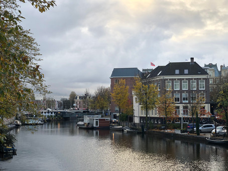 AESC Conference in Amsterdam