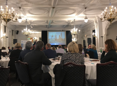 "AESC Conference in London ""Disruptive Innovation"" Nov. 8, 2018"