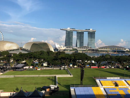 AESC APAC conference in Singapore