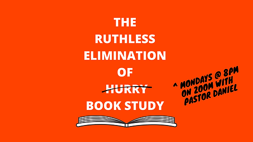 The Ruthless Elimination of HURRY BOOK S