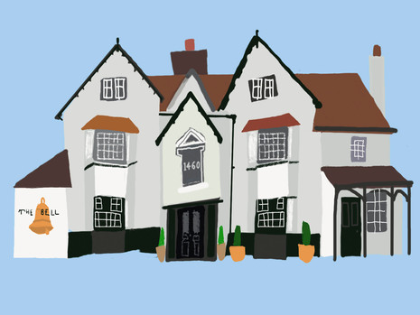 Why I Love… The Bell, East Molesey