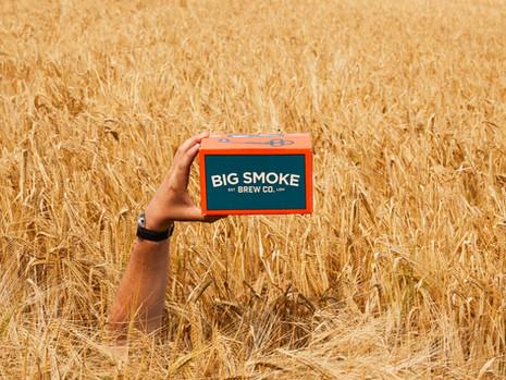 Cheers to the Big Smoke Brew Co!