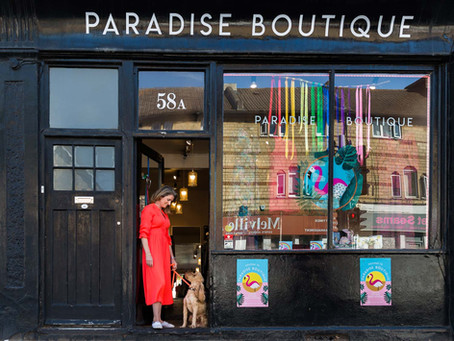 A Warm Welcome to Paradise…