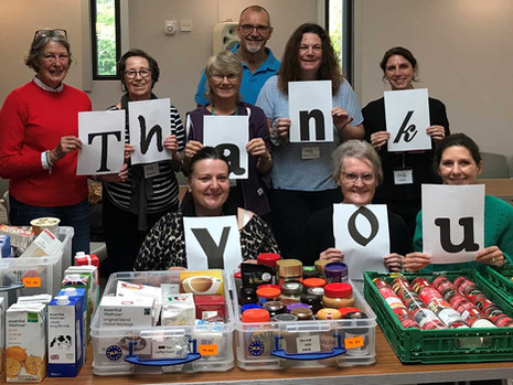 Community Circle: How you can support the East Elmbridge Foodbank