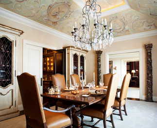 Old Hewlett Estate - Dining Room
