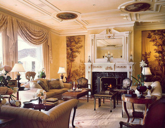 Bay area estate - Living Room