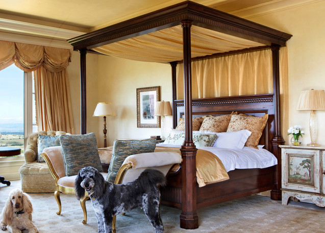 Old Hewlett Estate - Master Bedroom
