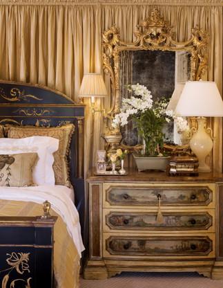 A Hillside Estate - Master Bedroom