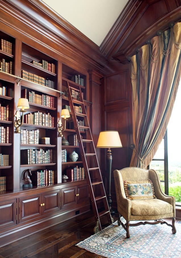 Old Hewlett Estate - Library