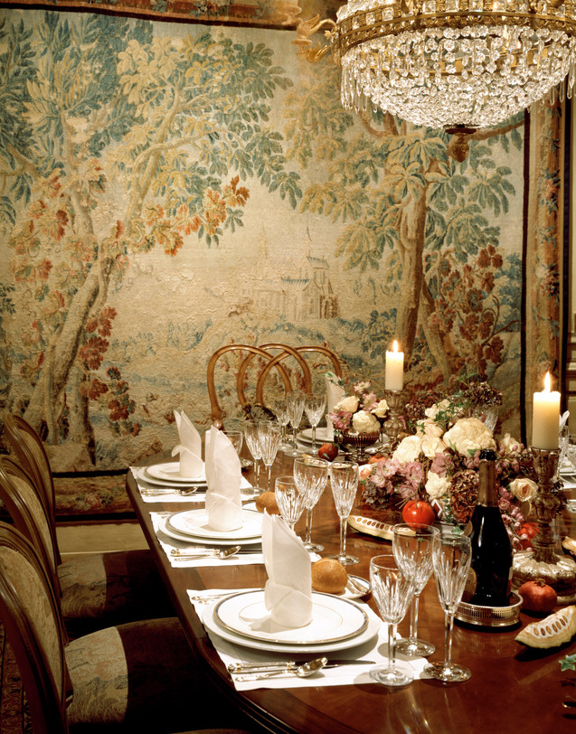 Bay area estate - Dining Room