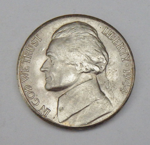 1944-S Jefferson Nickel