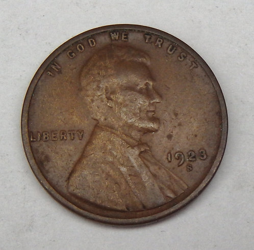1923-S Lincoln Cent