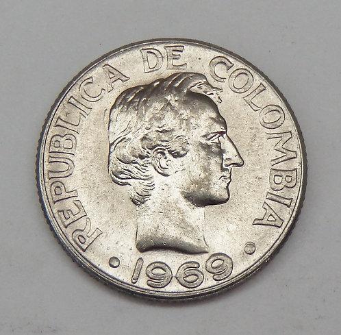 Columbia - 10 Centavos - 1969