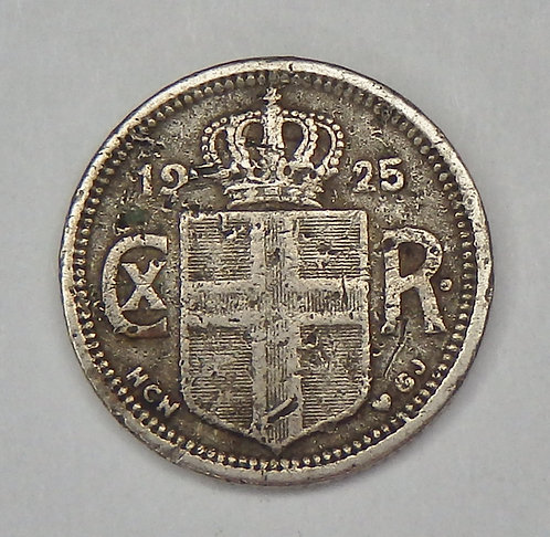 Iceland - 10 Auror - 1925