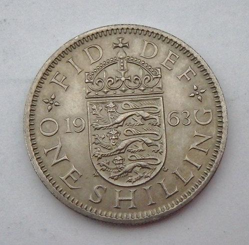 Great Britain - Shilling - 1963