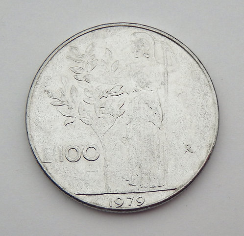 Italy - 100 Lire - 1972