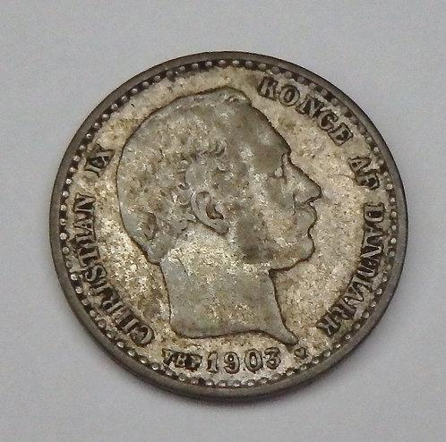 Denmark - 10 Ore - 1903