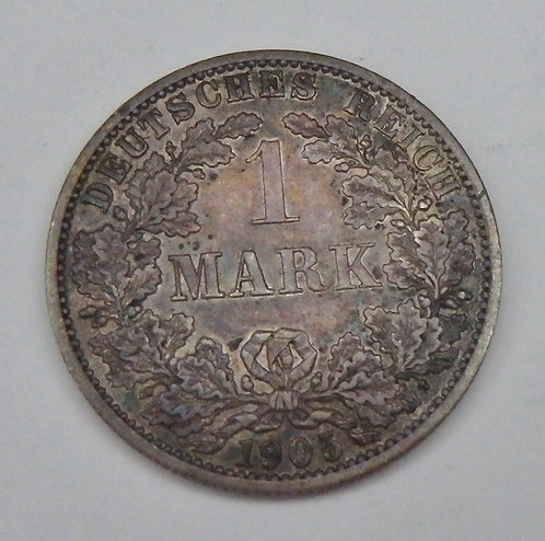 Germany - Mark - 1905A