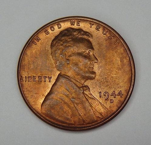 1944-D Wheat Cent