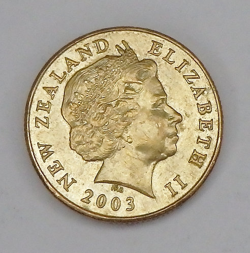 New Zealand - Dollar - 2003