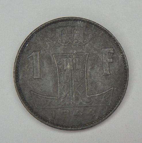 Belgium - Franc - 1944