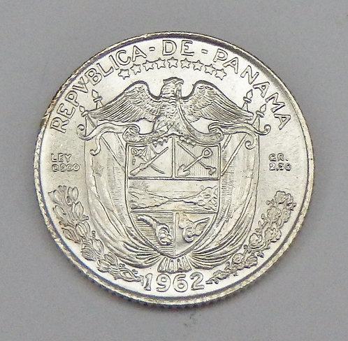 Panama - 1/10 Balboa - 1962