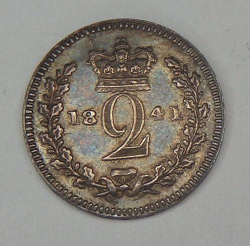 Great Britain - 2 Pence - 1841