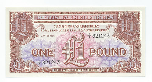 Great Britain - Pound - 1956