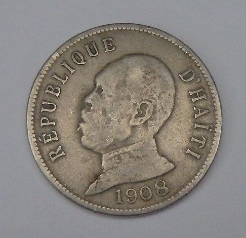 Haiti - 50 Centimes - 1908