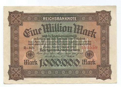 Germany - 1 Million Mark - 1923