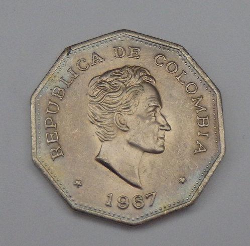 Columbia - Peso - 1967