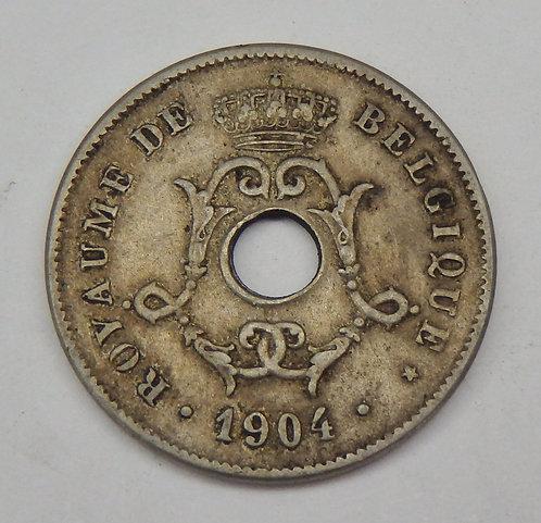 Belgium - 10 Centimes - 1904