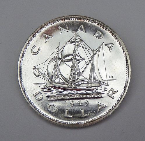 Canada - Dollar - 1949