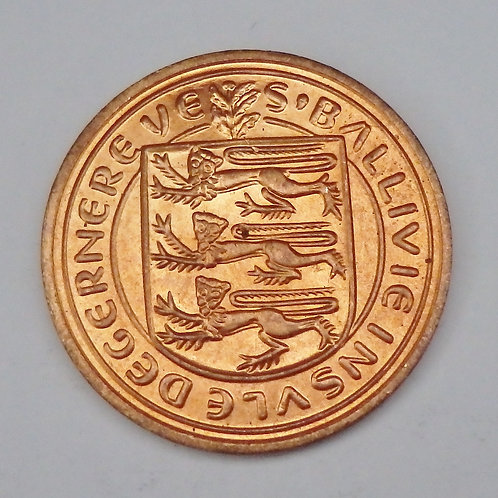 Guernsey - 2 Pence - 1979