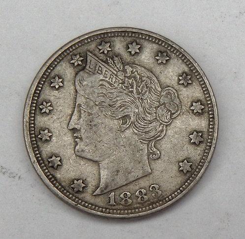 1883 Liberty V Nickel