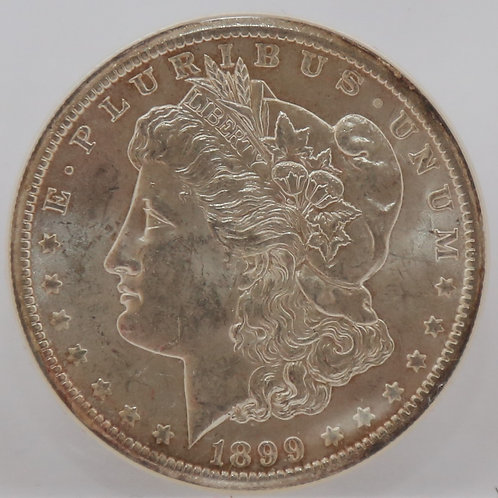 1899-O Morgan Dollar VAM-11
