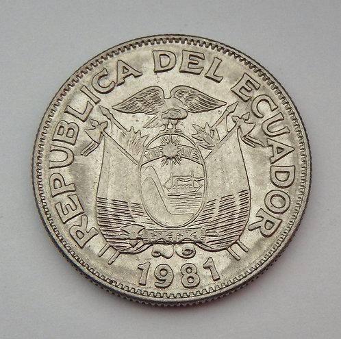 Ecuador - Sucre - 1981
