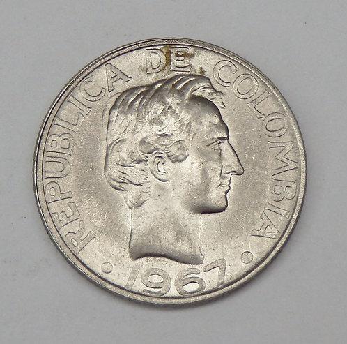Columbia - 20 Centavos - 1967