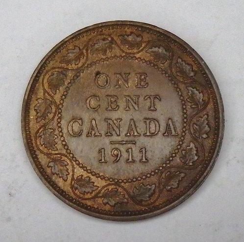 Canada - Cent - 1911