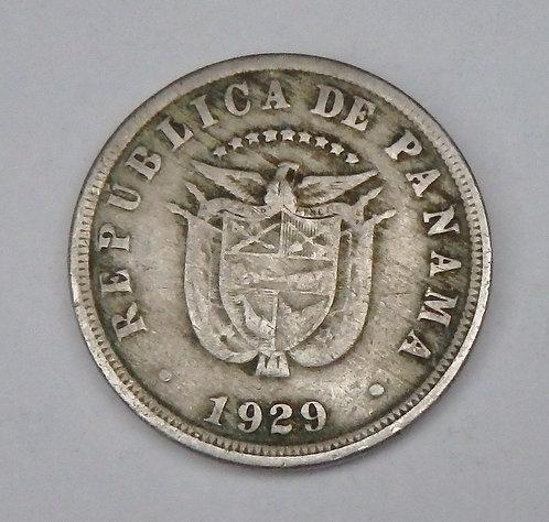 Panama - 5 Centesimos - 1929