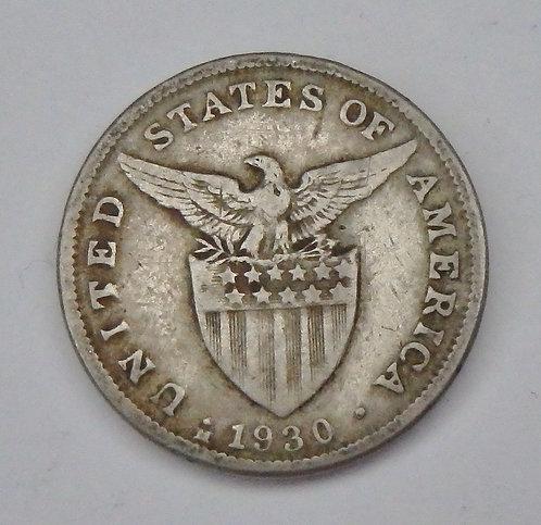 Philippines - 5 Centavos - 1930M