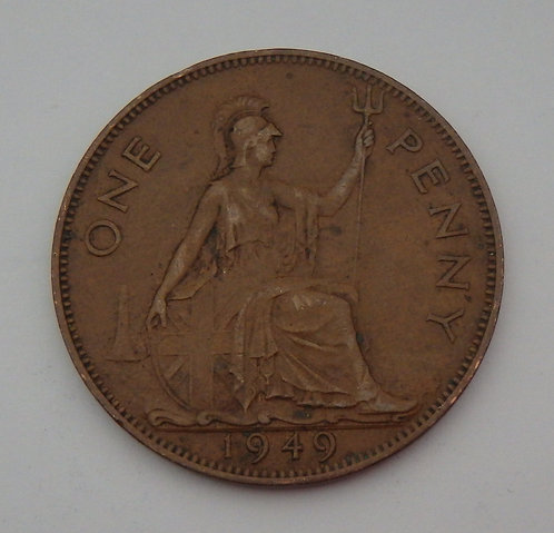 Great Britain - Penny - 1949
