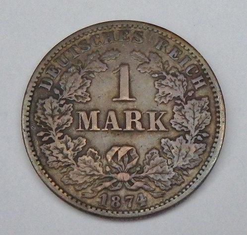 Germany - Mark - 1874E