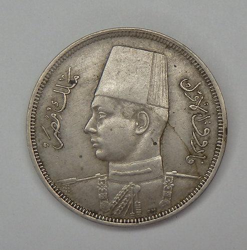 Egypt - 5 Milliemes - 1941