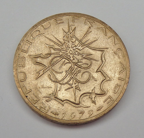 France - 10 Francs - 1979