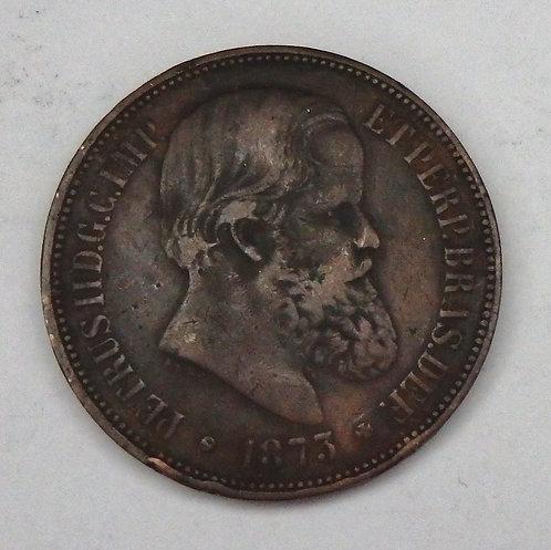 Brazil - 40 Reis - 1875