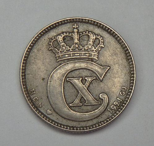 Denmark - 25 Ore - 1925