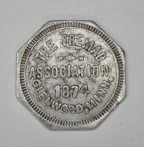 Minnesota, Glenwood - The Fremad Association Token