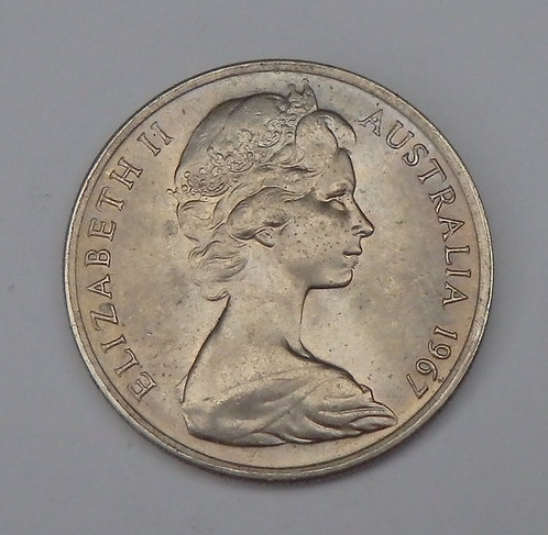 Australia - 10 Cents - 1967