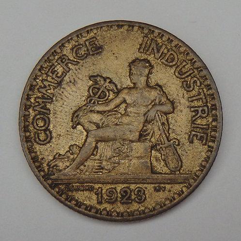 France - 2 Francs - 1923